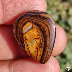 Opale Boulder (Koroit) naturelle en provenance d'Australie