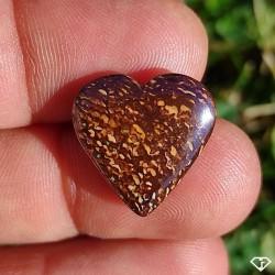 Cœur d'Opale Boulder naturelle en provenance d'Australie