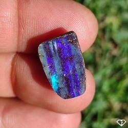 Opale Boulder naturelle en provenance d'Australie