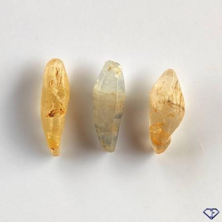 Saphir brut Sri Lanka - Pierre de collection