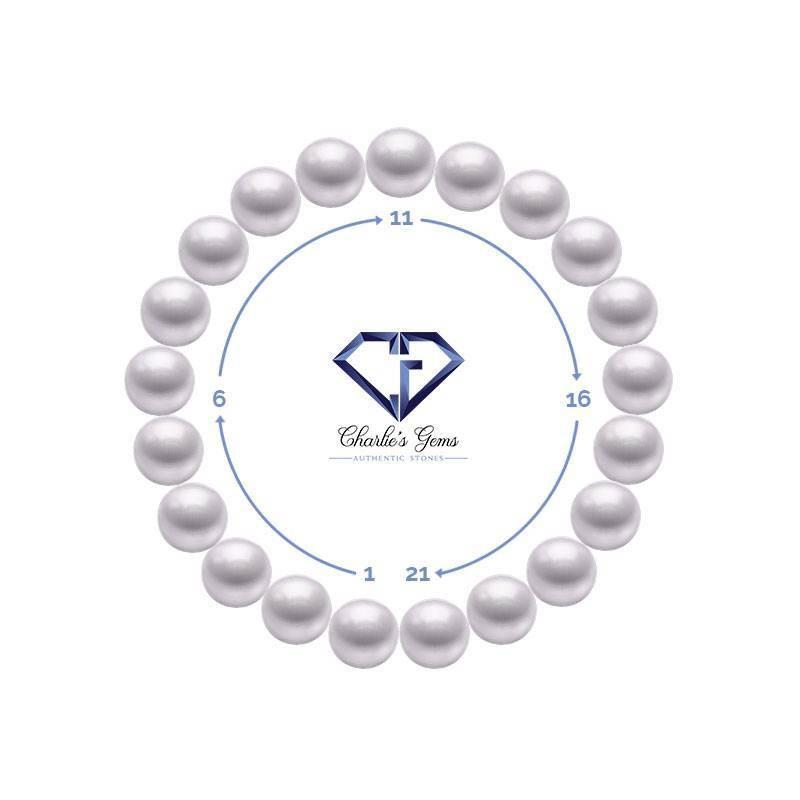 Créez votre bracelet en pierres naturelles sur-mesure - Charlie's Gems