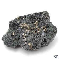 Pyrite Quartz Chlorite Galène de Bulgarie