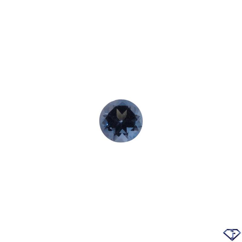 Topaze - Pierre gemme taille rond
