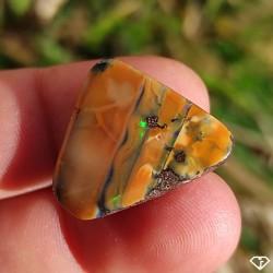 Opale Boulder naturelle - Queensland, Australie