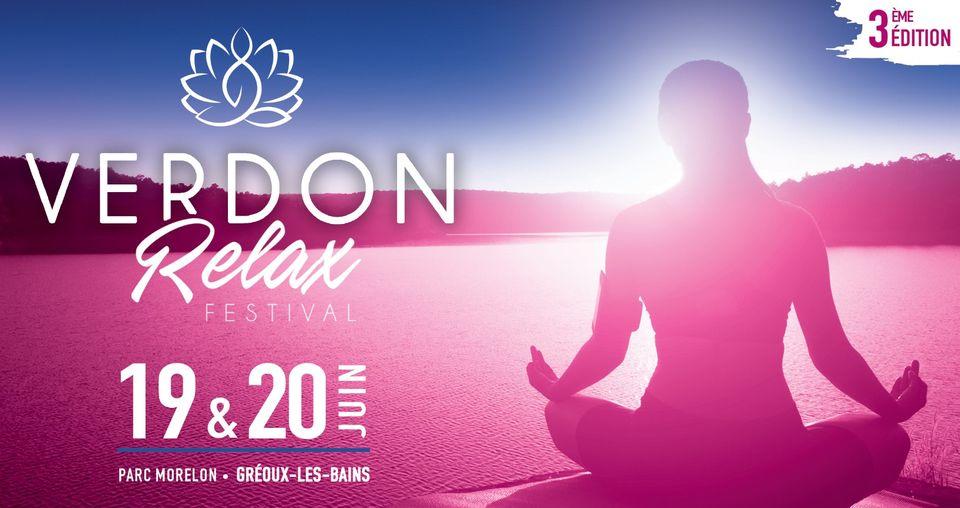 Verdon Relax Festival 2021