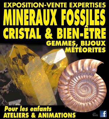 Bourse aux minéraux St Raphaël 2019 - Charlie's Gems
