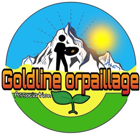 Logo Goldline Orpaillage