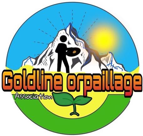 Logo Goldline Orpaillage