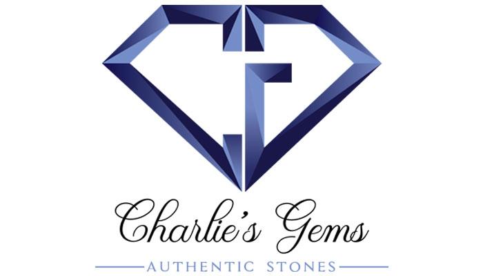 Logo Charlie's Gems