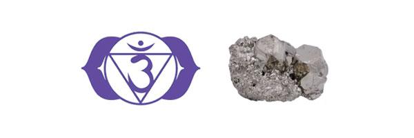 Ajna - Pyrite