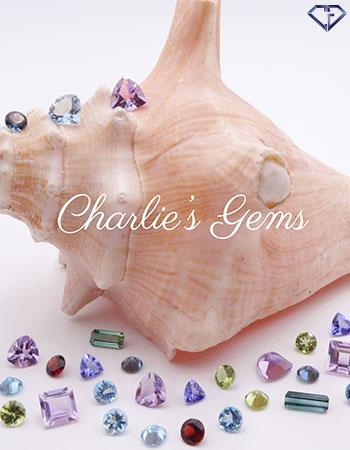 Pierres gemmes taillées