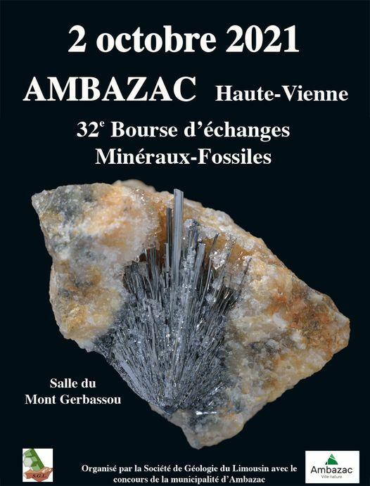 Salon des Minéraux d'Ambazac