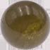Perle Grenat vert